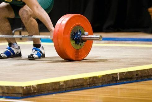 Обувь тяжелая атлетика