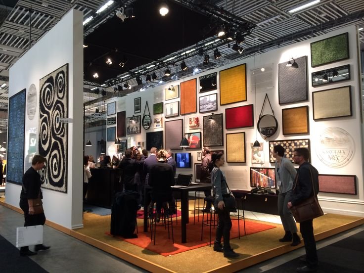 Stockholm Furniture Fair: in 2014 Kasthall is celebrating 125 years of passionate craftmanship!