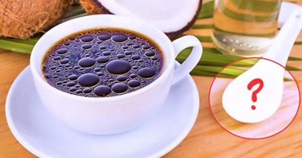 Denně ji přidat do svého ranní kávu, a budete zapomenout, co extra váhu!