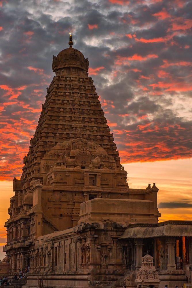 Photograph Brihadeeswarar Temple by Abbas Lamouri on 500px