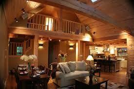 Znalezione obrazy dla zapytania dom z drewna wnętrze