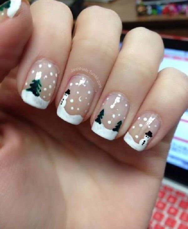 Holiday Nail Art More