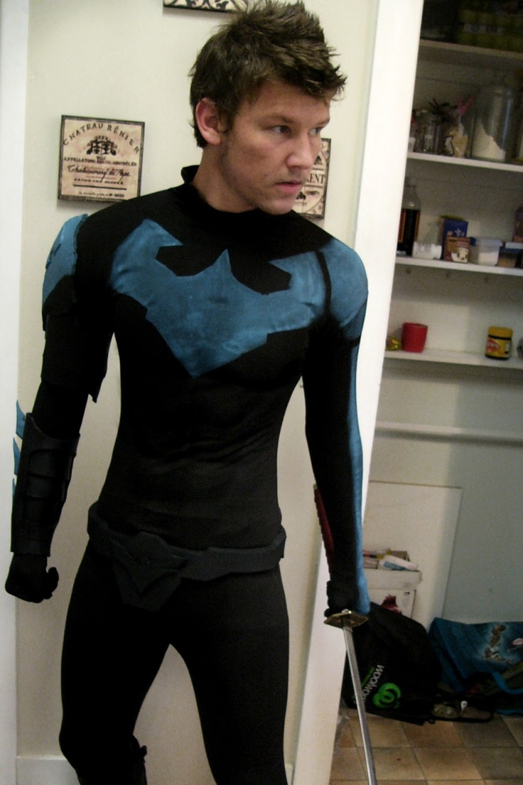 7 best Nightwing images on Pinterest