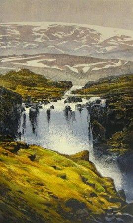 Kjell Thorjussen: Høgfjell