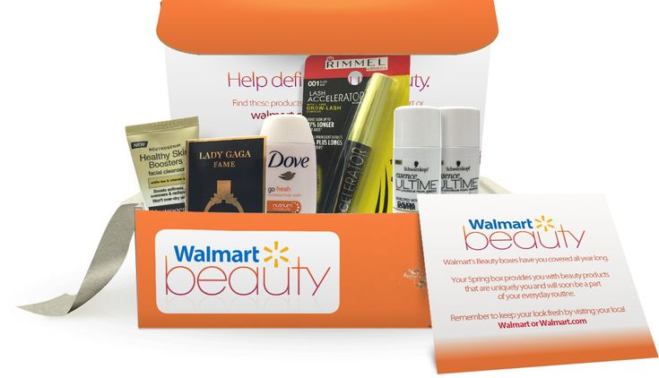 $5!!! Walmart Beauty Box | Savings on Brand Name Products