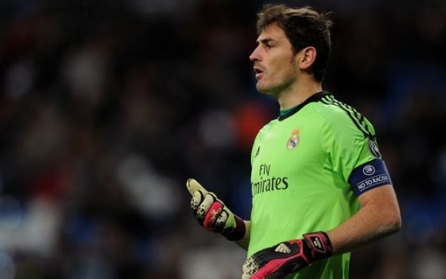 Iker Casillas è stato fischiato al Santiago Bernabéu #calcio #spagna #realmadrid #casillas