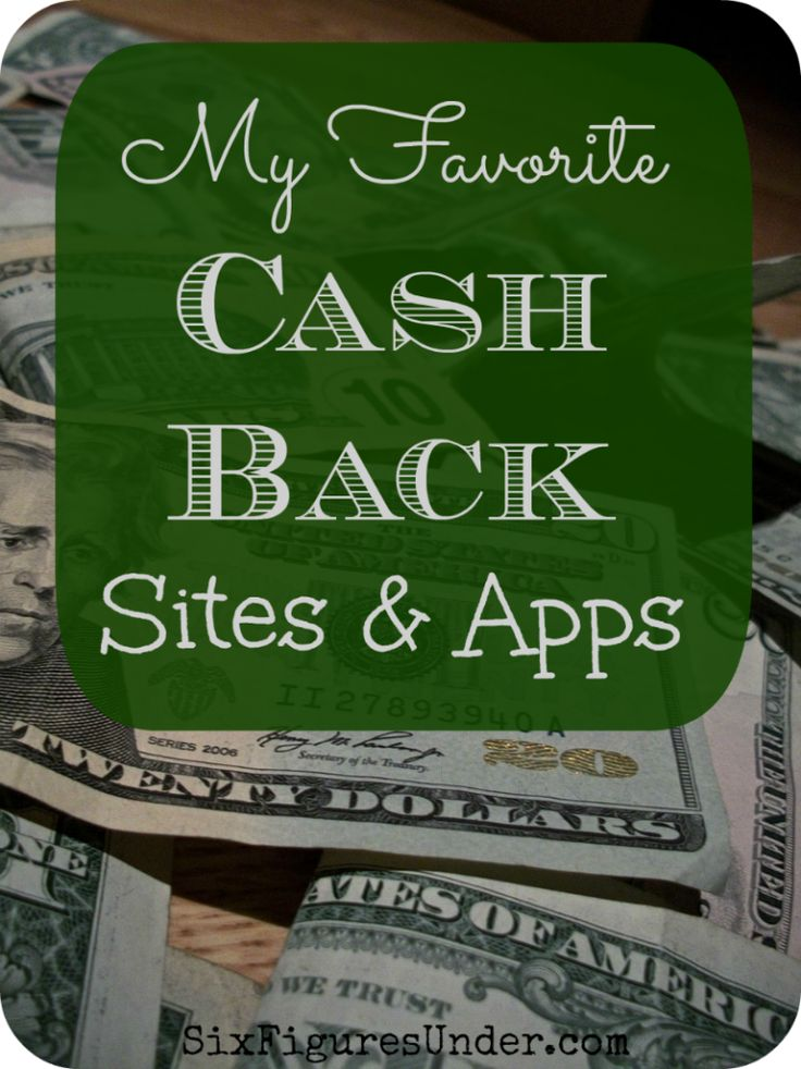 A round-up of cash back sites and apps for online shopping and in-store shopping.  Includes minimum payout and method of payment.