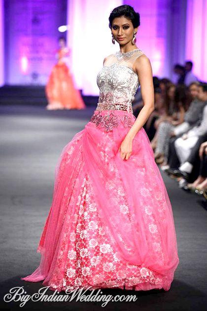 Anjalee & Arjun Kapoor evening gown collection
