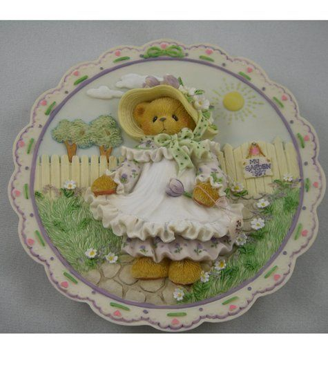99 Best Images About Teddy Plates On Pinterest