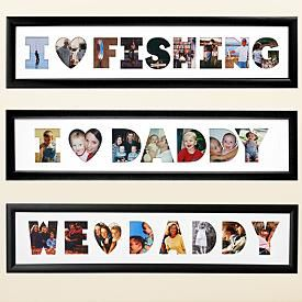 I Heart Photo Collage: Father'S Day Gifts, Gift Ideas, Heart Photo Collages, Personal Creations, Collage Collection, Cute Ideas, Dads, Gifts Idea, Pictures Frames