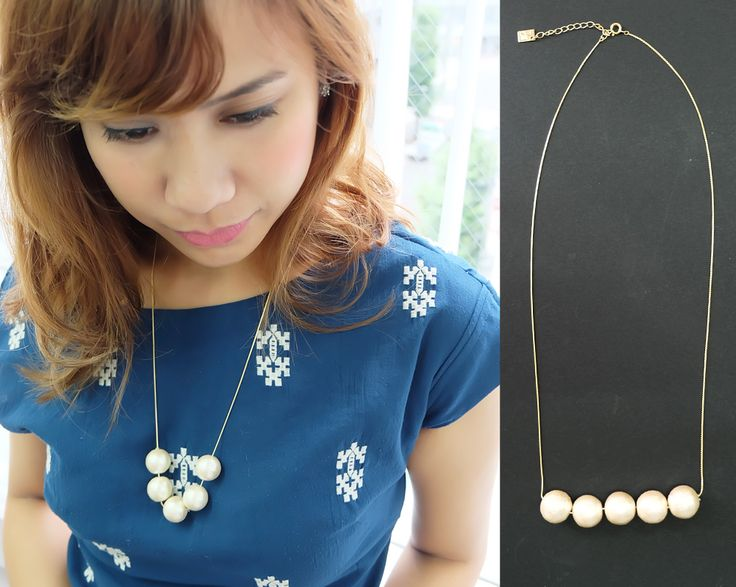 Cotton Pearls Necklace http://www.megapui.com/index.php?id_product=349&controller=product&id_lang=1