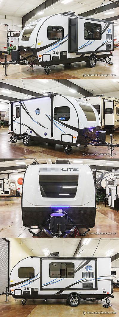 rvs: New 2017 Rl178 Mini Lite Slide Out Lightweight Travel Trailer Camper For Sale -> BUY IT NOW ONLY: $15599 on eBay!