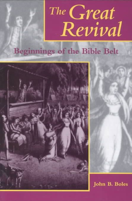 Drawing upon the religious writings of southern evangelicals, John Boles asserts that the extraordinary crowds and miraculous transformations that distinguished the South's First Great Awakening were