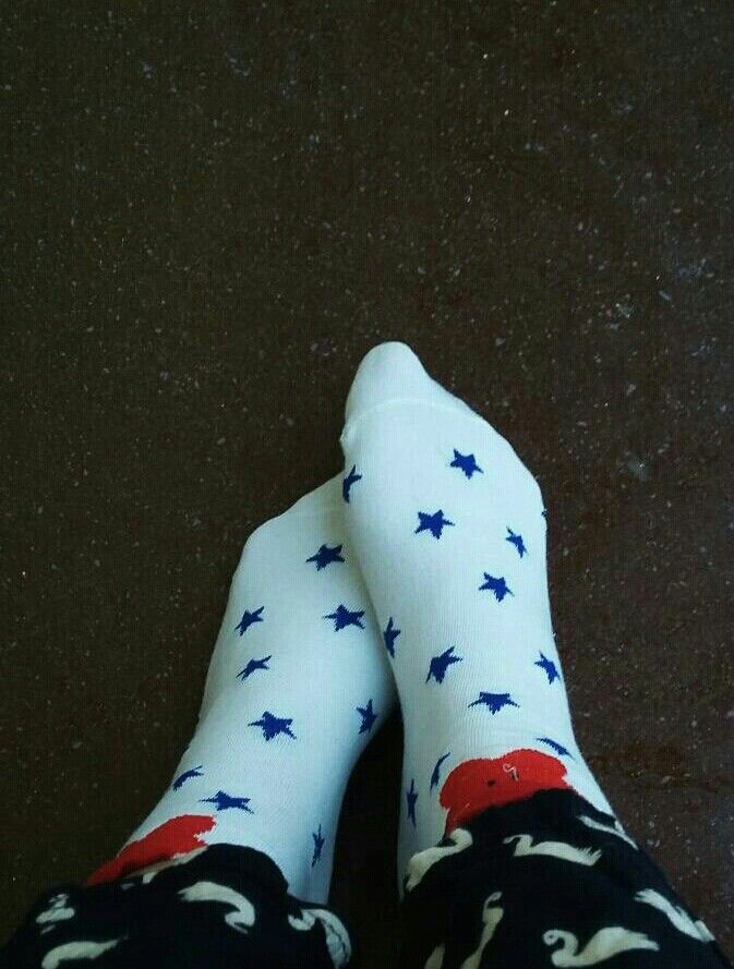 Sock of the day ★★★