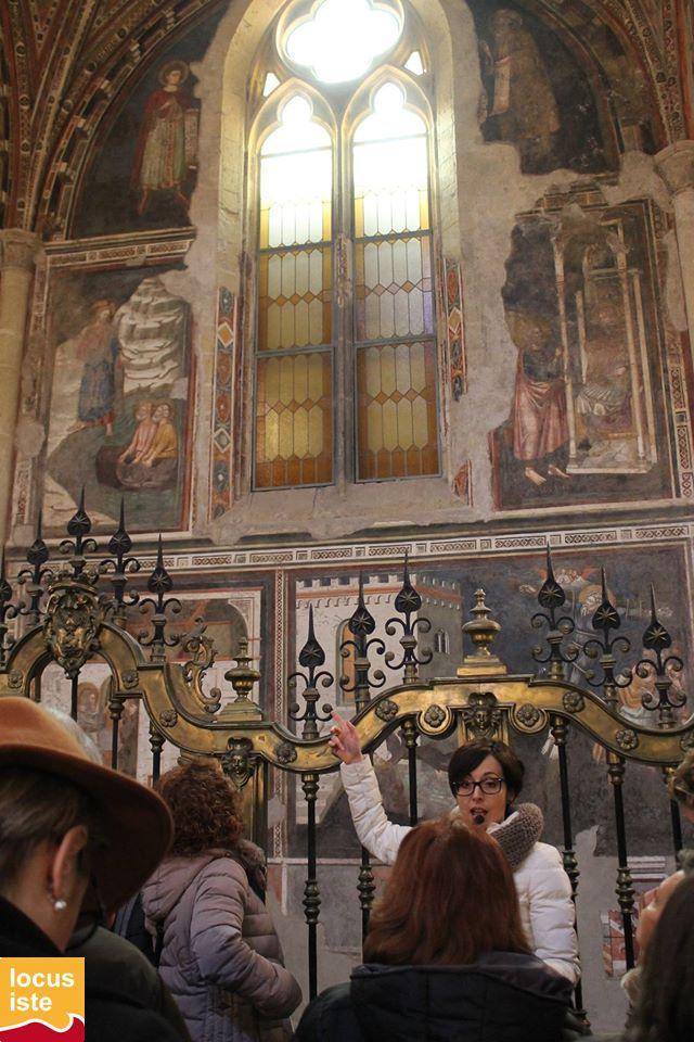 Brancaccio Chapel - Basilica of San Domenico Maggiore