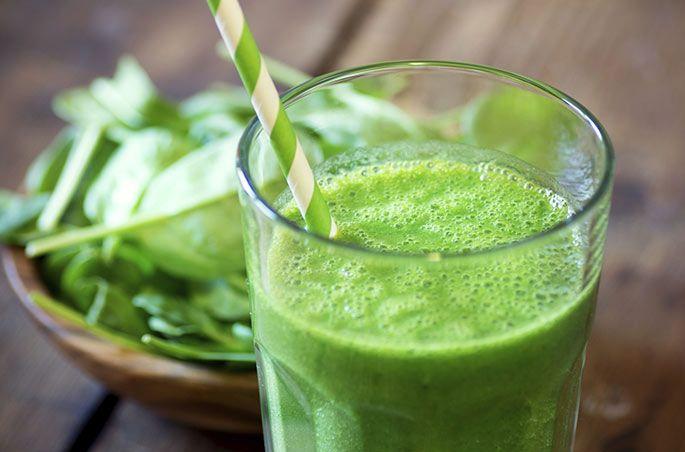 Conheça o suco verde que combate enxaqueca » Remédios Naturais