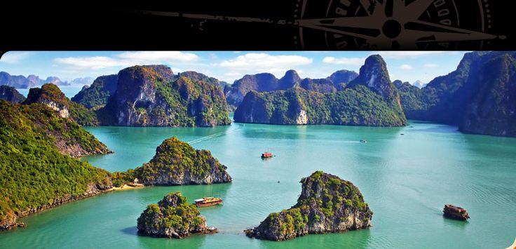 Észak-Vietnam körutazás, Hanoi városnézés, Halong-öböl tengeri kajakozás, kerékpártúra. Aktív nyaralás Dél-Kelet-Ázsia legszebb országában.