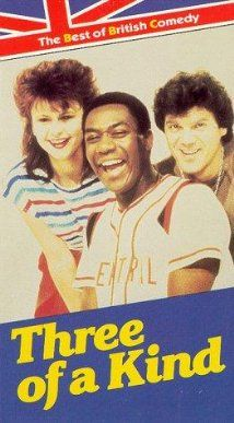Three of a kind comedy show, with Tracey Ullman, Lenny Henry and David Copperfield.
