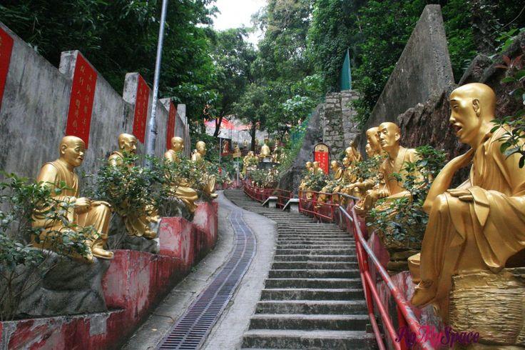 Paese che vai 10.000 Buddha che trovi | www.romyspace.it