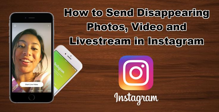 Using Instagram's New Disappearing Photos and Videos Option. Just like Snapchat #instagram #snapchat +Downloadsource.net