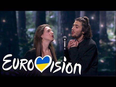 Portugal: 'Amar Pelos Dois'   Salvador Sobral - Winners of Eurovision 2017: Grand Final - BBC One - YouTube