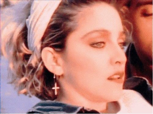 Madonna, Borderline video. Beautiful!
