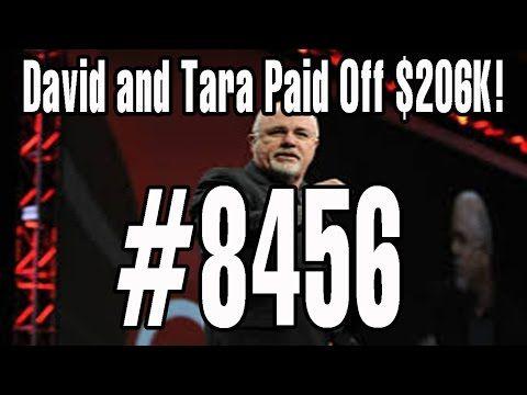 Dave Ramsey Show #8456: David and Tara Paid Off $206K!