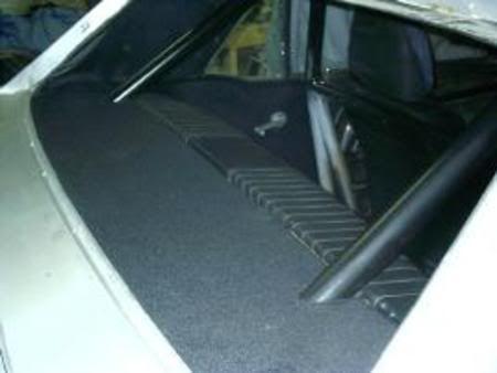 do 6X9 speaker boxes fit under the rear speaker deck ? - Vintage Mustang Forums