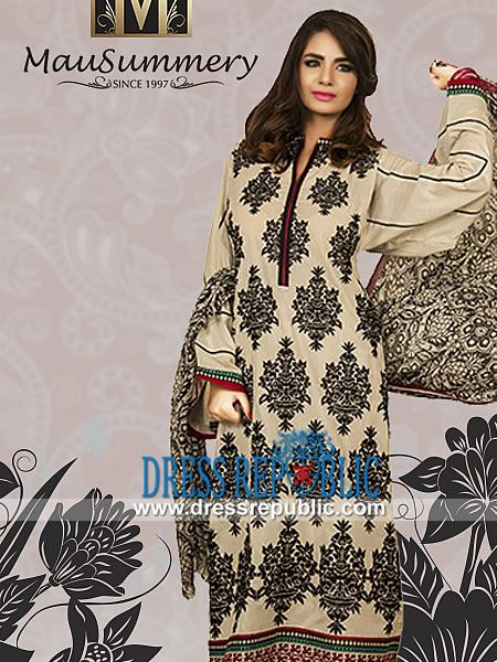 Mausummery Eid 2014 Embroidered Lawn Suits  Shop Online Mausummery Eid 2014 Embroidered Lawn Suits in Florida and Pennsylvania, USA. We Deal in Complete Sets at Wholesale Prices. by www.dressrepublic.com