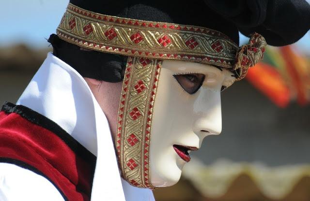Io, la Sardegna e il mio sogno turistico: Carnevale sardo: un rito identitario.