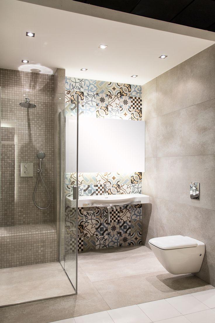 #Viverto #inspiracjeViverto #łazienka #bathroom #tiles #płytki #kolory #inspiracja #inspiracje #pomysł #idea #perfect #beautiful #nice #cool #wnętrze #design #wnętrza #wystrójwnętrz #łazienki #pięknie #ściana #wall #light #white #biel #wzory #mozaika #niebanalnie #kolory #kolorowo #mozaika #trendy #modnie #nowocześnie
