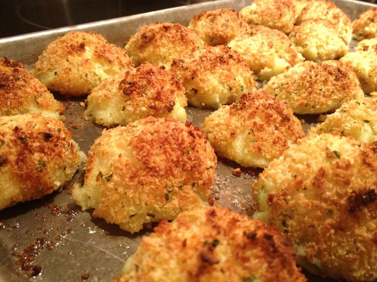 Flock In The City | Baked potato croquettes…tasty, easy and a hit ...