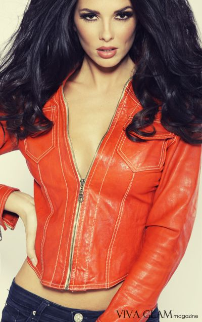 Viva Glam Magazine - May 2012 Cover Model Sona Skoncova