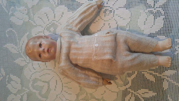 Käthe Kruse Puppe I, Stoffkopf,breite Hüften, ca. 20er/30er Jahre | eBay