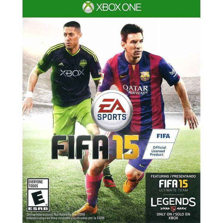 FIFA 15 (Xbox One, 2014) New.