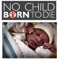No Child Born to Die - Save the Children Canada