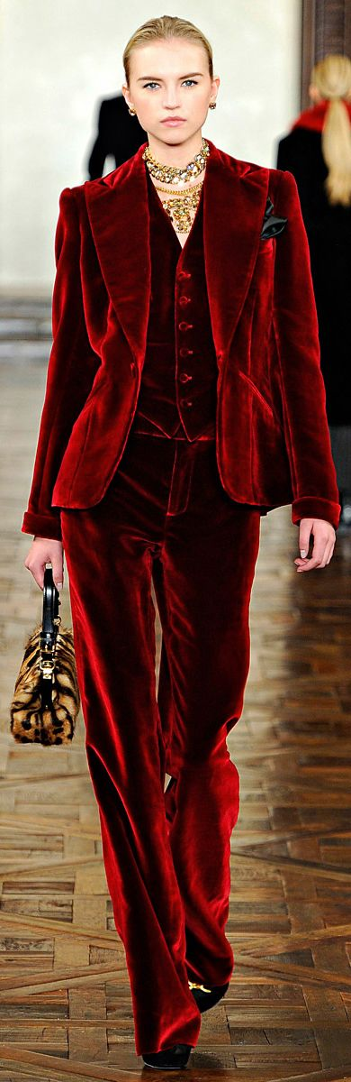 Ralph Lauren - Ready-to-Wear - Fall-Winter 2012-2013