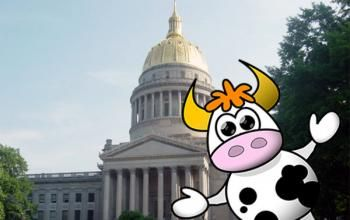 West Virginia Governor Moo-ves on Lawmaker's Raw Milk Bill - http://conservativeread.com/west-virginia-governor-moo-ves-on-lawmakers-raw-milk-bill/