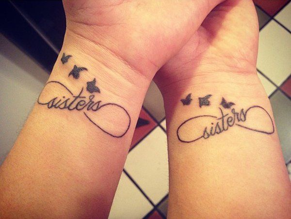 Best 25+ Matching sister tattoos ideas on Pinterest | Sister ...