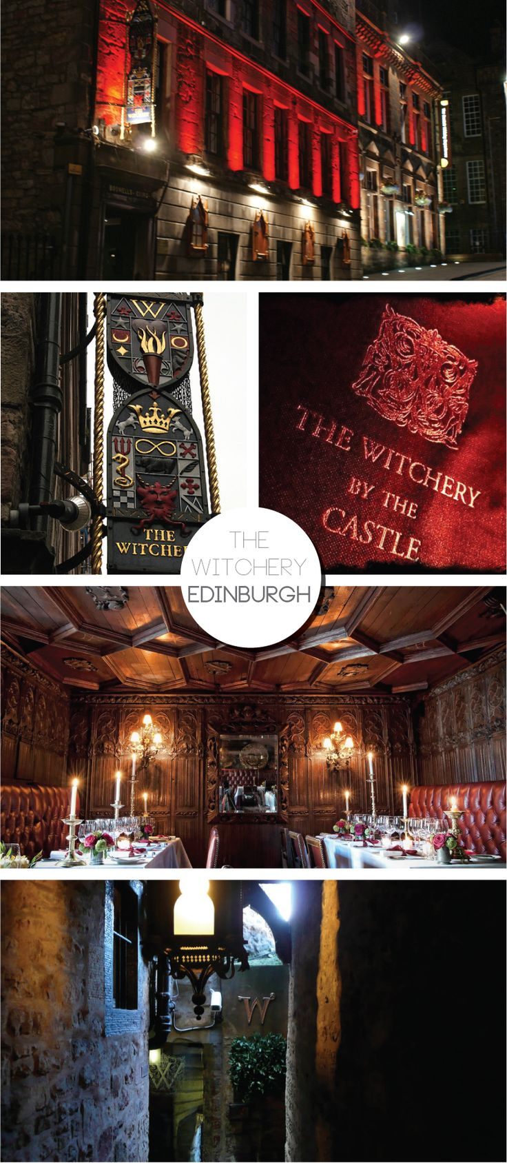 The Witchery Wedding Venue | Edinburgh