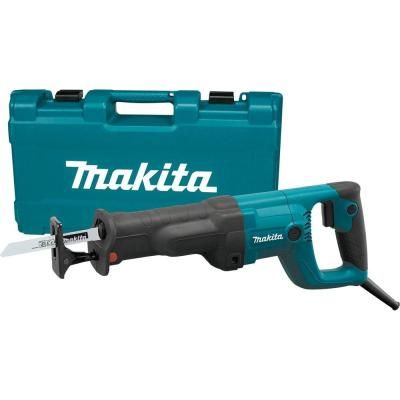 Makita 11 Amp Reciprocating Saw with Case-JR3050T - The Home Depot