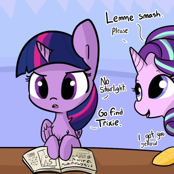 mylittleponygames:  Smash by TJPones Image Source: http://ift.tt/2kXX2LE  Follow My Little Pony Games for new games fan art and memes daily! http://artworktee.com