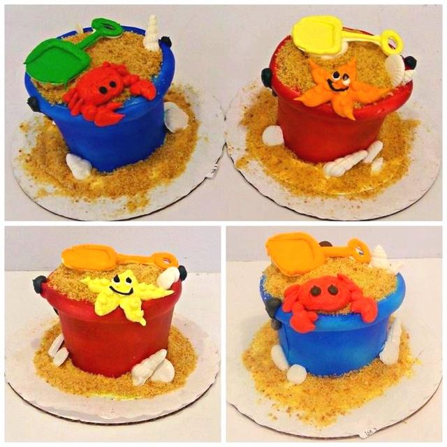 Cool summer cake idea