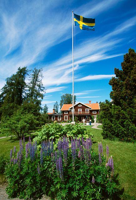 Dalarna, Sweden. Making me homesick for Sweden in the summer. Sigh.