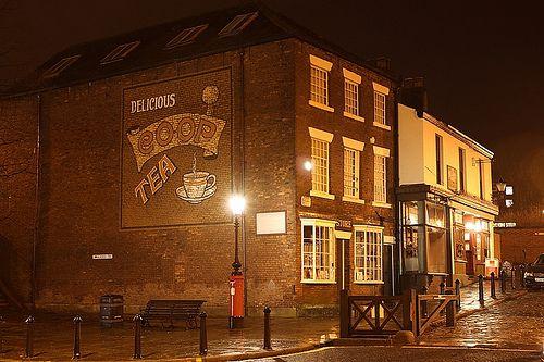 Rochdale Pioneers Museum, Toad, Lane, Rochdale