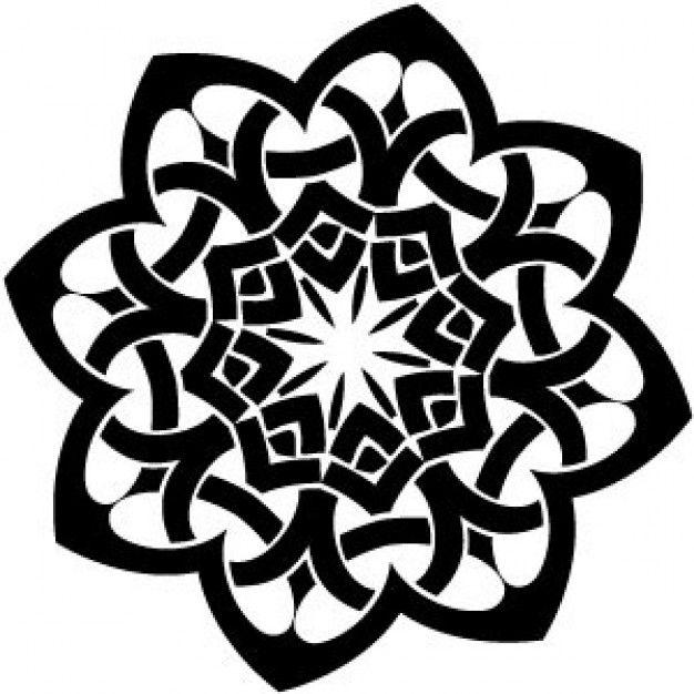 celt-knot-tribal-vector_91-5518.jpg (626×626)