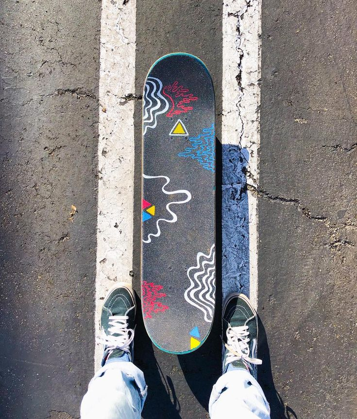 Doodled the grip   Skateboard art design, Skateboard artwork ...