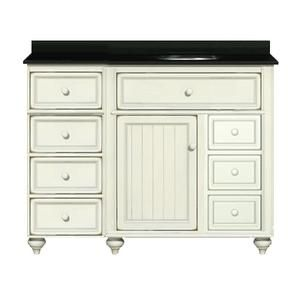 42 Inch Modular Vanity From The Cottage Retreat  · Cottage StyleBathroom ...
