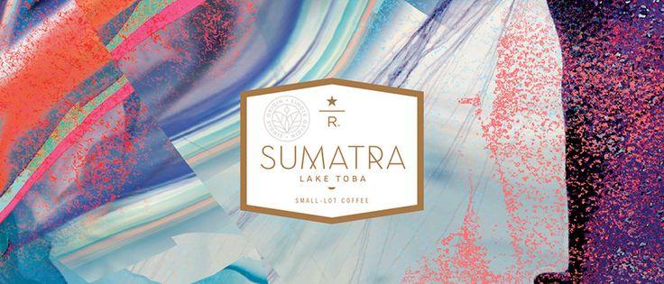 Starbucks Reserve Sumatra Lake Toba