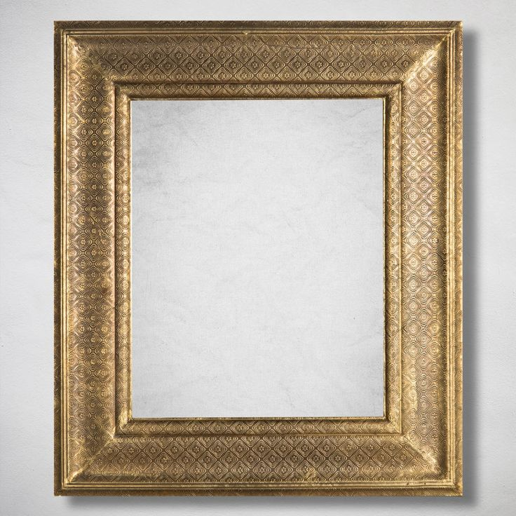 RENWICK ANTIQUE GOLD MIRROR